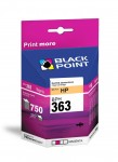 Tusz Black Point zamiennik do HP 363 (C8772EE) - Magenta (9 ml)
