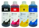 Zestaw tuszy InkTec Pigment do HP OfficeJet Enterprise Color 980/980XL - 4x1000 ml.
