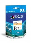 Tusz Black Point zamiennik do HP 363 (C8774EE) - Light Cyan (9 ml)