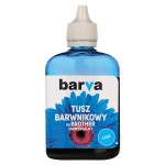 Dye ink Barva for Brother - Cyan 90 ml.