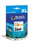 Tusz Black Point zamiennik do HP 364 (CB323EE) - Cyan (12 ml)