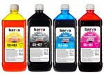 Tusze Barva do drukarek Epson Expression Home - komplet 4x1000 ml.