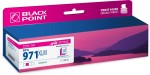 Tusz Black Point zamiennik do HP 971XL (CN627AE) - Magenta (100 ml)