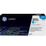 Toner HP 307A [CE741A] - Oryginalny Toner - Cyan 7 300 Stron