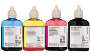 Set of dye inks Barva for Brother - 4x90 ml. (1) (1)