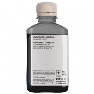 Dye ink Barva for Canon - Grey 180 ml