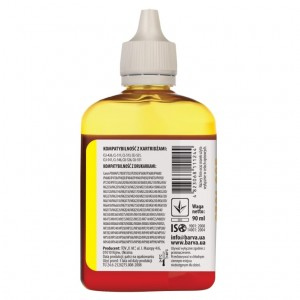 Dye ink Barva for Canon - Yellow 90 ml