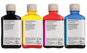 Set of dye inks Barva for Brother - 4x180 ml. (1) (1)