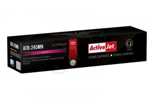 Toner do Brother TN-245M - Zamiennik Activejet - Magenta 2 200 Stron