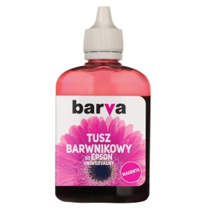 Tusz Barva do Epson WorkForce – Magenta 90 ml.
