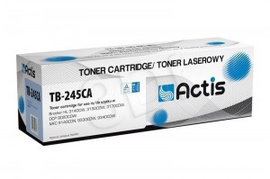 Toner do Brother TN-245C - Zamiennik Actis - Cyan 2 200 Stron