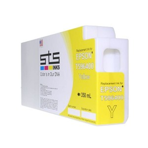 Tusz STS zamiennik do Epson T5964 – Yellow 350 ml Pigment
