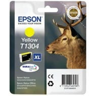 Tusz Epson T1304  do  Stylus  BX-525WD/535WD, SX620FW | 10,1ml | yellow