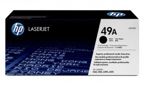 Oryginalny toner HP Q5949A (49A) 2500 Stron