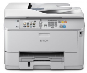 Epson WorkForce Pro WF-5620DWF  (A4, LCD, Wi-Fi, dupleks, 4w1)