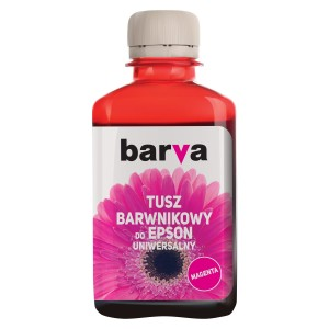 Tusz Barva do Epson WorkForce – Magenta 180 ml.
