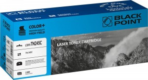Toner do Brother TN-245C - Zamiennik Black Point - Cyan 2 200 Stron