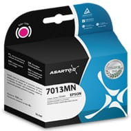 Tusz Asarto do Epson T7013 - Magenta (34 ml)