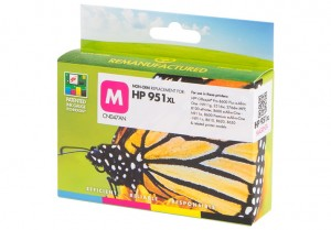 Tusz Static Control do HP 951XL (CN047AE) Magenta (30 ml. 1800 str.)