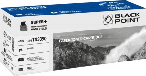 Toner do Brother TN3390 - Zamiennik Black Point - Czarny 12000 stron