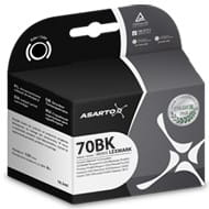 Tusz Asarto do Lexmark 70 | 19 ml | Z11/31/42/43/45/51/52/53/3200 | black
