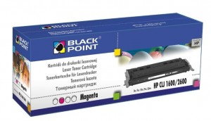 Toner do HP 124A [Q6003A] - Zamiennik Black Point - Magenta 2000 Stron