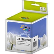 UNi-1 tusz do Lexmark S/Pro715/915 No.150XL Yellow