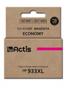 Tusz Actis zamiennik do HP 933XL (CN055AE) - Magenta (13 ml)