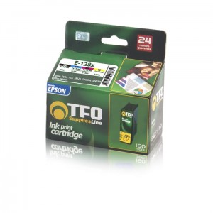 Tusze TFO do Epson T1285 (T1281, T1282, T1283, T1284) - Multipack