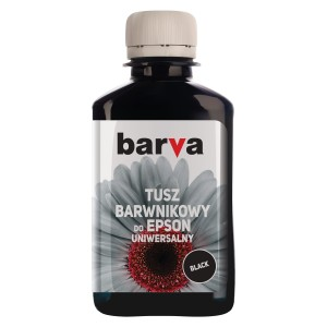 Dye Ink Barva for Epson - Black 90 ml. (1) (1) (1) (1) (1)