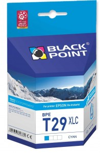 Tusz Black Point do Epson T2992 - Cyan (9,6 ml)