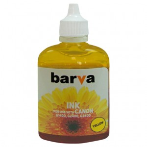 Dye ink Barva for Canon - Black 90 ml (1) (1) (1)