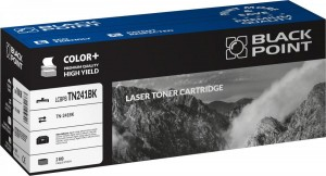 Toner do Brother TN-241BK - Zamiennik Black Point - Czarny 2 500 Stron