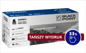 Toner Black Point zamiennik do Brother TN-2421 - Czarny 3 000 stron