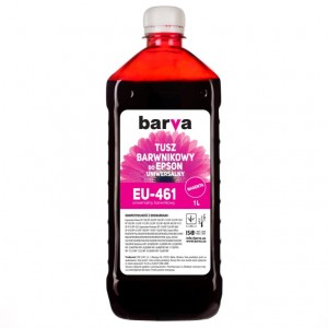 Tusz Barva do drukarek Epson Expression Home - Magenta 1000 ml.