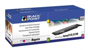 Toner do Samsung CLT-M4072S - Zamiennik Black Point - Magenta 1 000 Stron