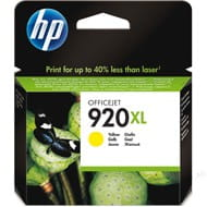 Tusz HP 920XL do Officejet 6000/6500/7000/7500 | 700 str. | yellow