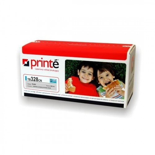 Printé toner TB328CN (Brother TN-328C)