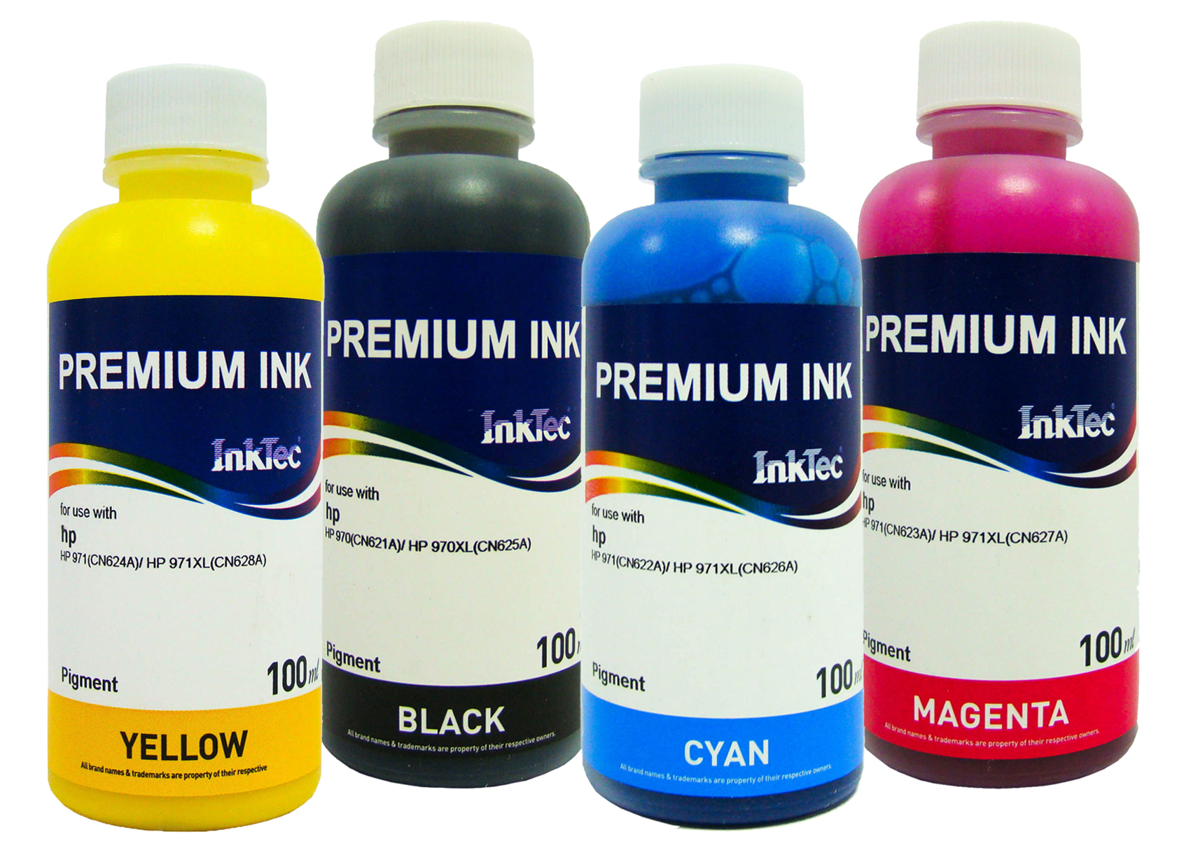 Tusz InkTec Pigment do HP 970/971