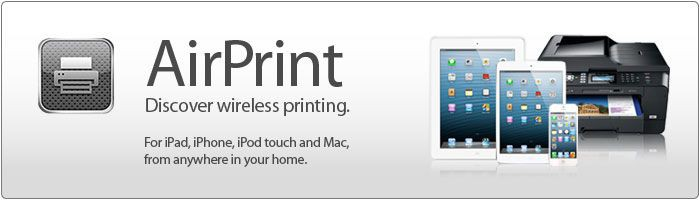 Aplle AirPrint