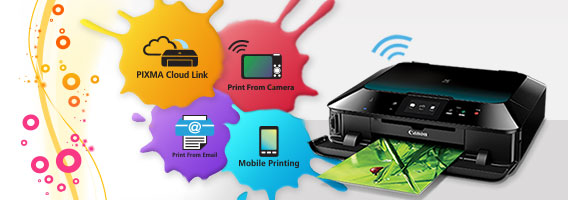Canon Pixma Cloud Ink